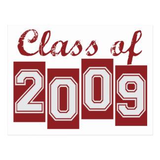 Graduate Class of 2009 Postcard