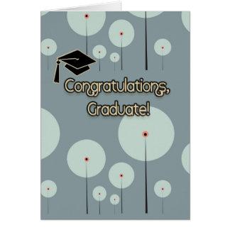 Graduate Congratulations Greeting Cards
