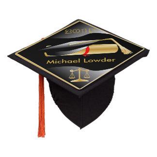 Graduate | Diy Year | Law School Graduation Cap Topper