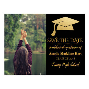 graduation party postcards graduation party post card designs
