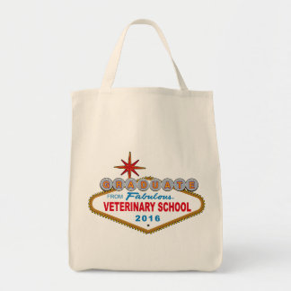 Graduate From Fabulous Veterinary School 2016 Tote Bag