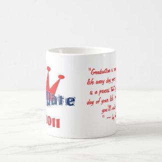 Graduate King Coffee Mugs