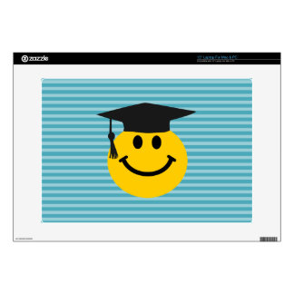 "Graduate smiley face skins for 15"" laptops"