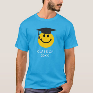 Graduate smiley face T-Shirt
