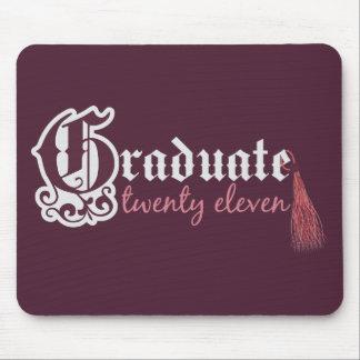 Graduate Twenty Eleven Mouse Pad