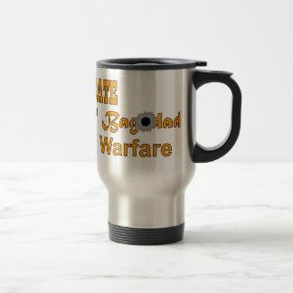 Graduate-University of Baghdad-School of Warfare Travel Mug