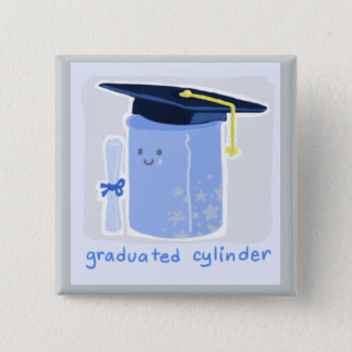 Graduated Cylinder Button