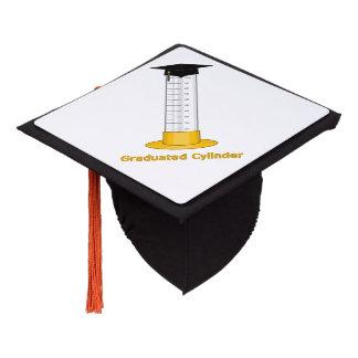 Graduated Cylinder - Graduation Cap Topper