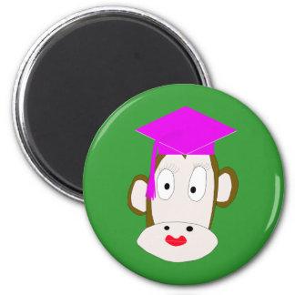 Graduated She-Monkey Magnet