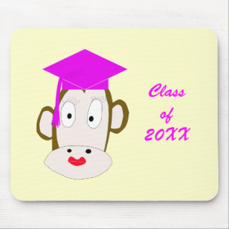 Graduated She-Monkey Mousepad Template