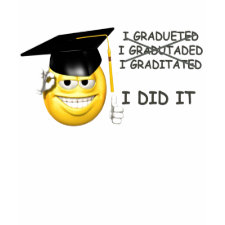 Graduated shirt