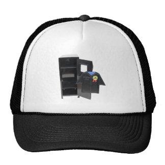 GraduateGownLocker051009 Trucker Hat