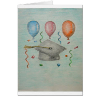 graduateion celebration card