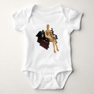 GraduateJobSearch051009 Baby Bodysuit