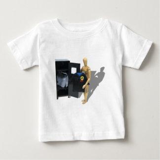 GraduateLocker051009shadows Baby T-Shirt
