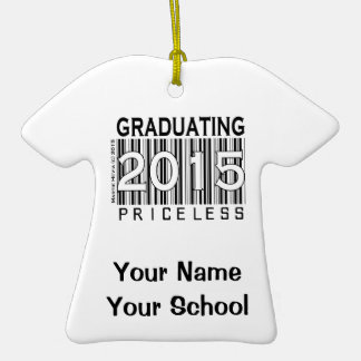 Graduating 2015 - Rearview Mirror Ornament