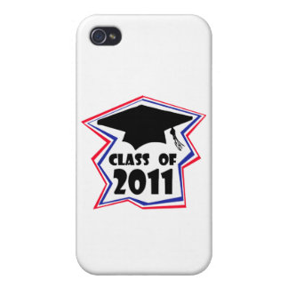 Graduating Class of 2011 iPhone 4 Covers