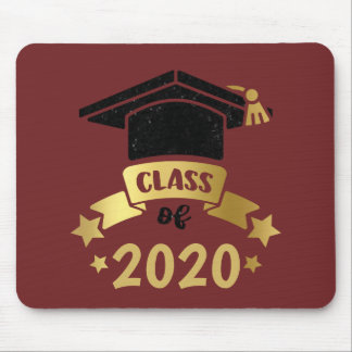 Graduating Class of Insert Your Year Mouse Pad