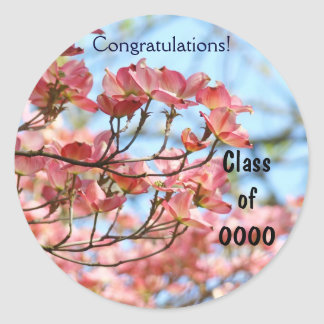 Graduating Class of stickers Congratulations Grads