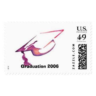 Graduation 2006 postage