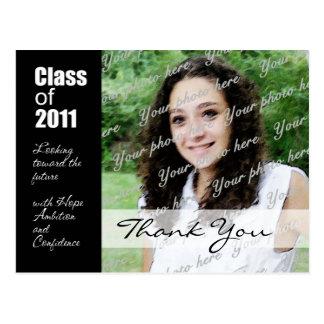 Graduation 2011/ Photo Postcard