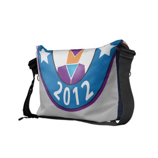 Graduation 2012 courier bag