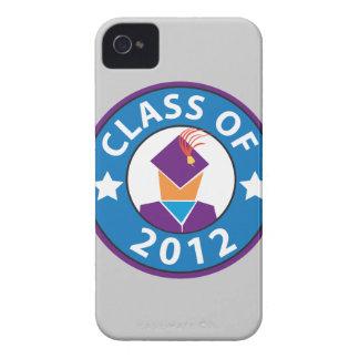 Graduation 2012 iPhone 4 Case-Mate case