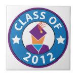 Graduation 2012 tile