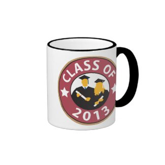 Graduation 2013 coffee mugs