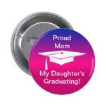 Graduation 2 Inch Round Button