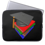 Graduation 2 laptop computer sleeves