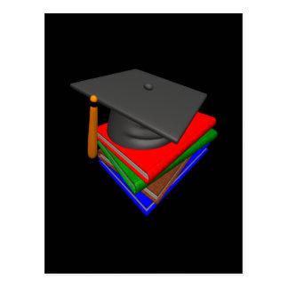 Graduation 2 postcard