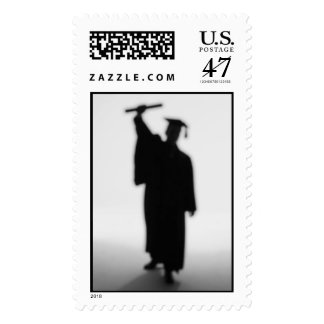 Graduation(4) Stamp