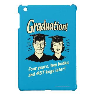 Graduation: 4 Years, 2 Books iPad Mini Cover
