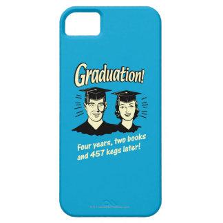 Graduation: 4 Years, 2 Books iPhone SE/5/5s Case