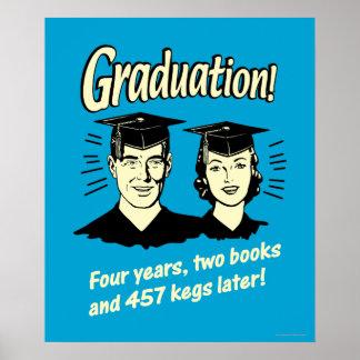Graduation: 4 Years, 2 Books Poster