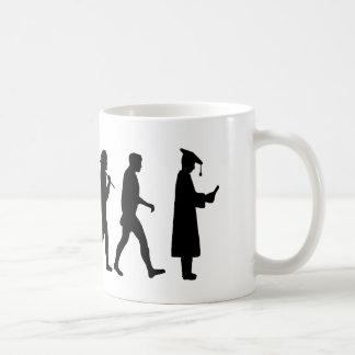 Graduation Academics Graduate Evolution Academia Coffee Mug