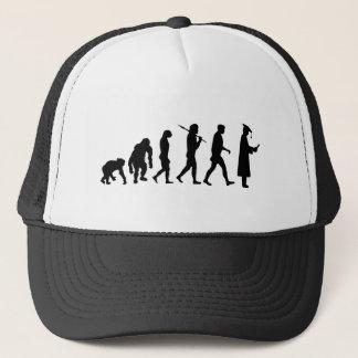 Graduation Academics Graduate Evolution Academia Trucker Hat