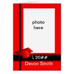Graduation add photo Card