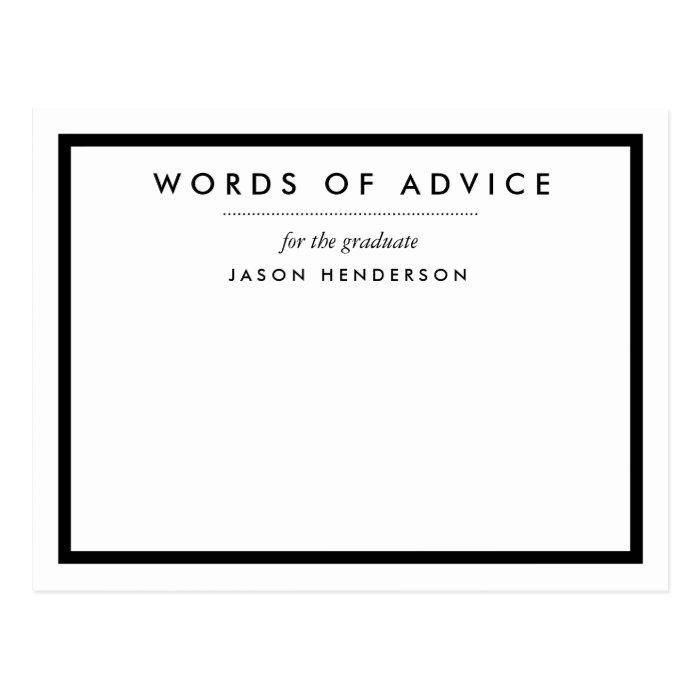 Luscious image with regard to free printable graduation advice cards