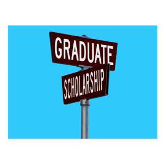 Graduation and Scholarship Post Cards