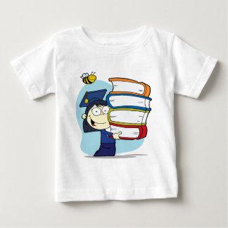 Graduation Asian Girl Tee Shirt