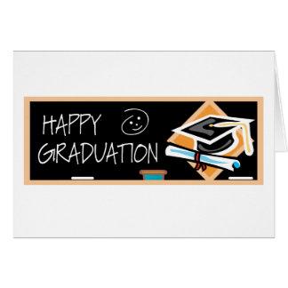 Graduation Banner Greeting Card