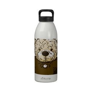 Graduation Bear Drinking Bottle
