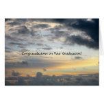 Graduation--Big Sky Card