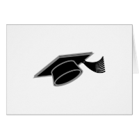 Graduation Cap Cards