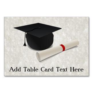 Graduation Cap Diploma Customizable Card