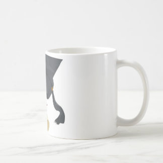 Graduation Cap & Diploma Classic White Coffee Mug