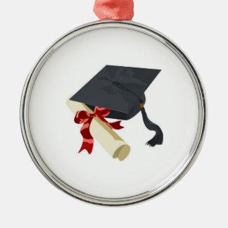 Graduation Cap & Diploma Ornament