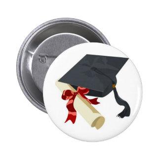Graduation Cap & Diploma Pin